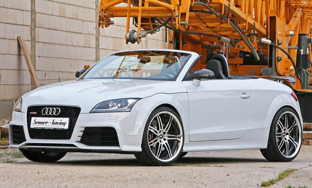 Senner Tuning Audi TT RS Roadster mit 430 PS