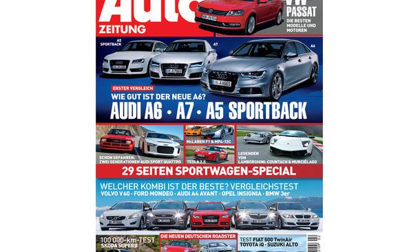 AUTO ZEITUNG Heft 02/2011