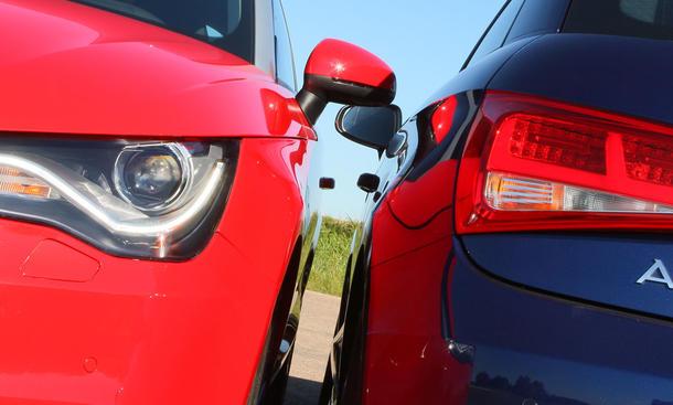 Audi A1 Kaufberatung Kleinwagen