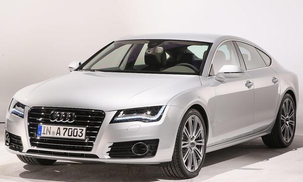 Preis des Audi A7 Sportback