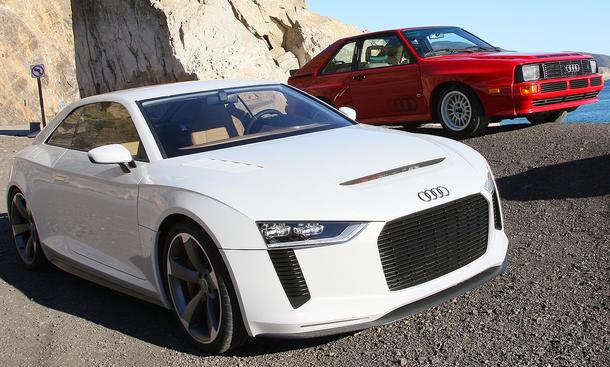 Audi Sport Quattro – ein Meilenstein
