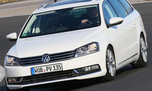 Das fährt Deutschland: Auto Bestand 2011