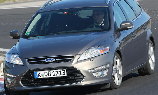 Ford Mondeo Turnier 2.0 TDCi  Raumriese