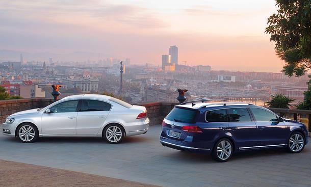 Kaufberatung VW Passat Limousine Variant