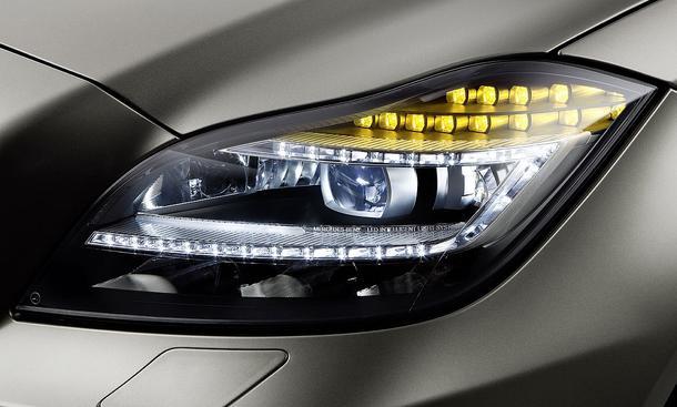 LED-Scheinwerfer im Technik-Check - autozeitung.de