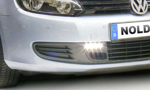 Ratgeber Tagfahrlicht VW Golf