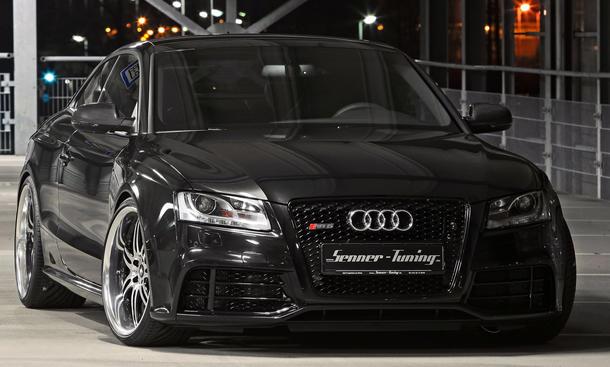 Senner Audi RS 5 mit einem neuen Topspeed von 280 km/h