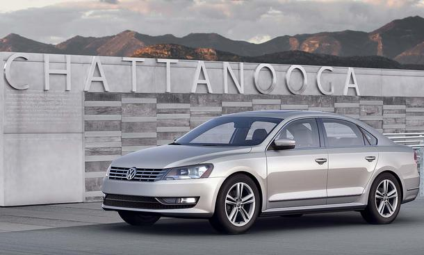 Neuer VW Passat für die USA