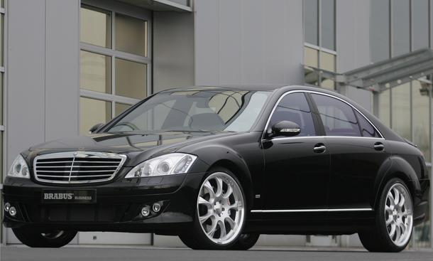 Brabus Mercedes S 350 BlueTec mit Eco PowerXtra DS6 Leistungskit