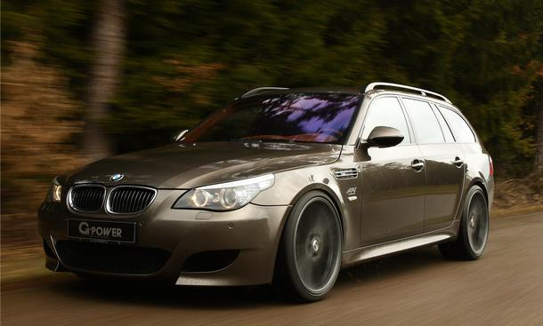G-Power BMW M5 Hurricane RS Touring sportlicher Kombi