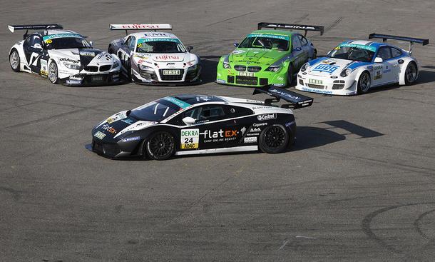 Markenvielfalt prägt das Bild des ADAC GT Masters – wir machten den Tracktest