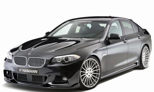 Hamann BMW 5er F10 M-Paket