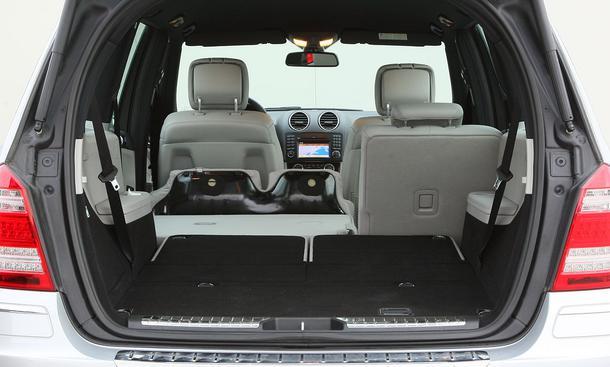 Mercedes Gl450 Cdi. Mercedes GL 450 CDI 4MATIC