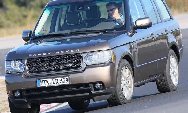 Range Rover 4.4 TDV8 Neuheit