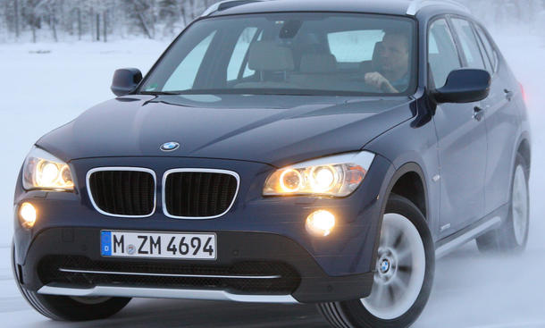 BMW X1 xDrive18d optimale Performance