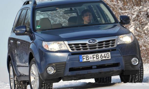 Subaru Forester 2.0X ab 24.600 Euro