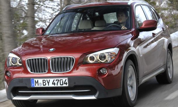 BMW X1 xDrive28i ... im Fahrbericht
