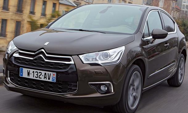 Bilder Citroën DS4 Verkaufstermin