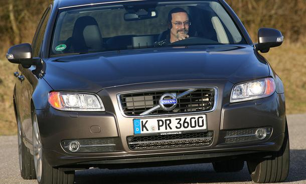 Bilder Volvo S80 2.0 T Front