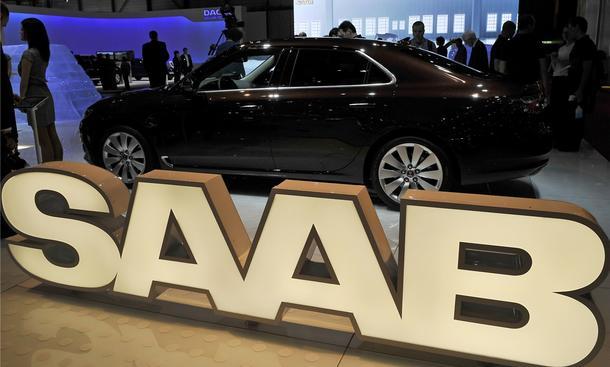 Saab stellt Produktion ein