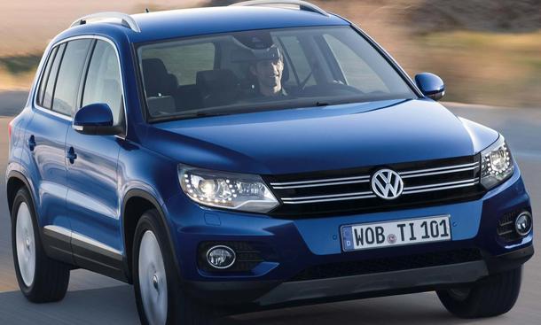 VW Tiguan: Lieferzeit 6 bis 9 Monate