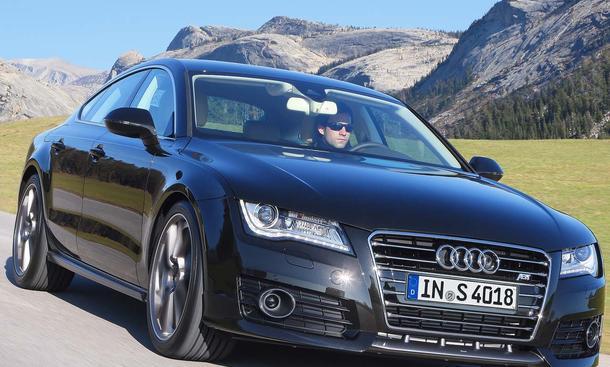 Bilder Audi Abt AS7 3.0 TDI quattro Premiere