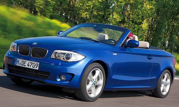 Bilder BMW 120d Cabrio Facelift
