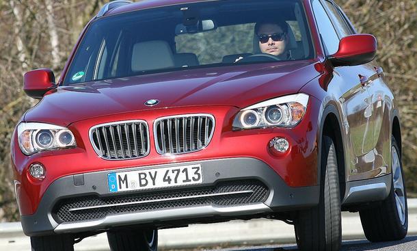 Bilder BMW X1 xDrive28i Front