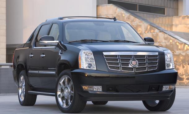 Bilder Forbes Flops 2011 Cadillac Escalade