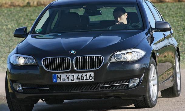 Bilder BMW 535d