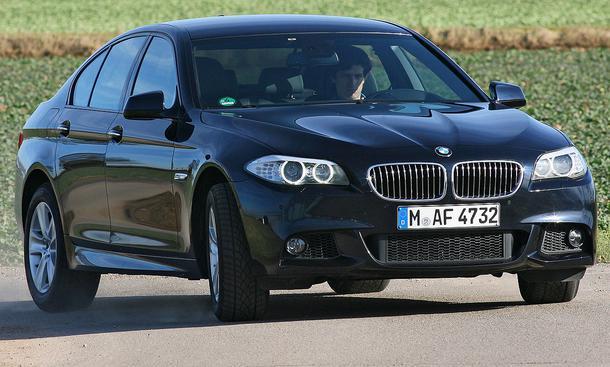 Bilder BMW 535i Twin-Scroll