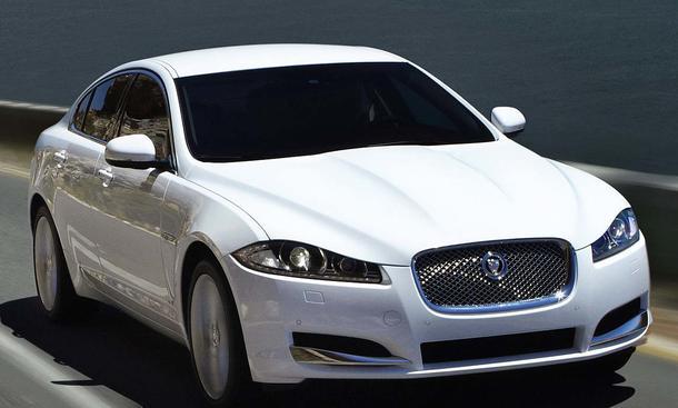 Jaguar XF Facelift