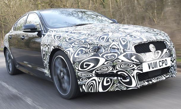 Jaguar XF ab 45.000 Euro