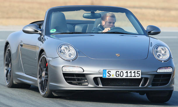 Porsche 911 Carrera GTS Cabrio ab 118.763 Euro