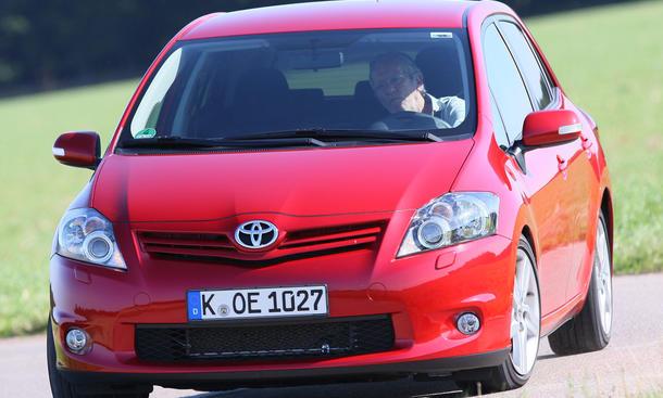 Längere Lieferzeiten für Neuwagen Toyota Auris