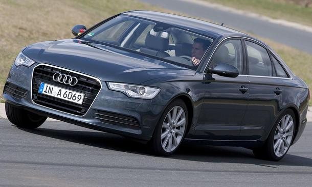 Audi A6 2.0 TDI ab 38.500 Euro