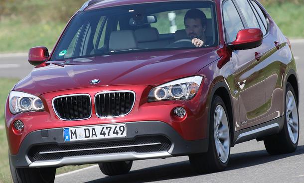 BMW X1 xDrive20d ab 35.000 Euro