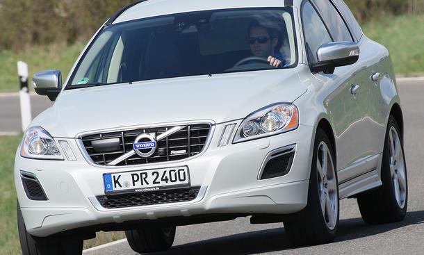 Volvo XC60 D5 AWD ab 39.380 Euro