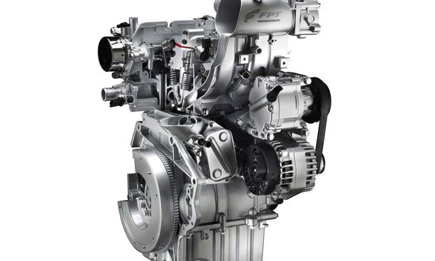 Fiat Twinair Engine of the Year 2011