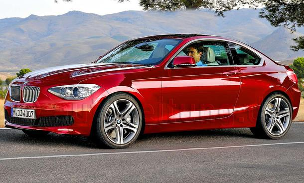 BMW 1er Coupe 2012