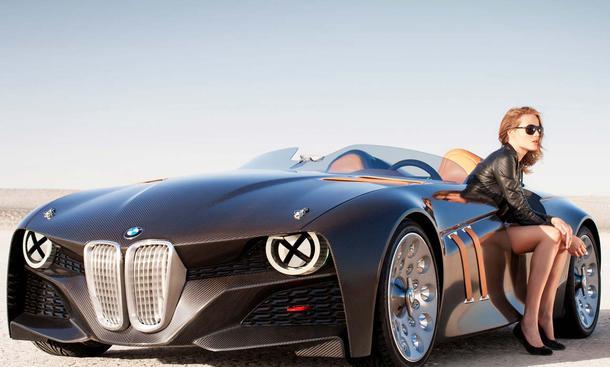 BMW 328 Hommage 2011