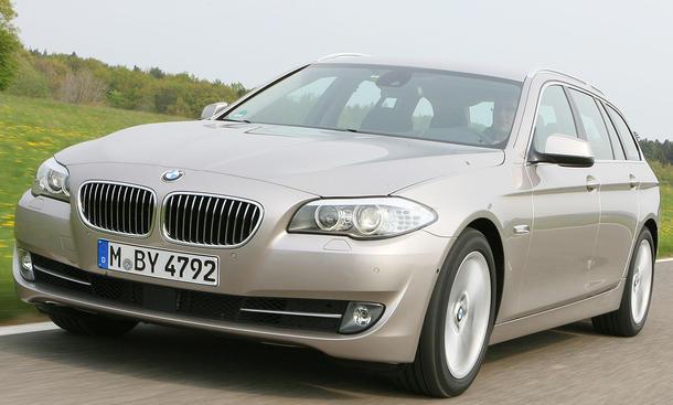 BMW 530d Touring ab 52.150 Euro