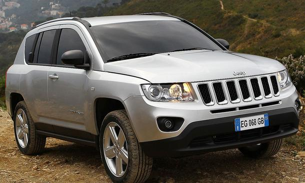 Bilder Jeep Compass 2.2 CRD 4x4 Facelift