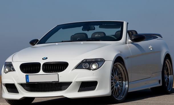 Lumma BMW 6er Cabrio E64