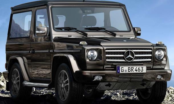 Mercedes G BA3 Final Edition