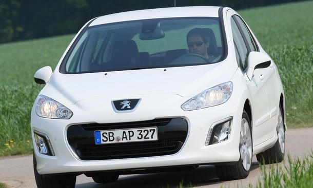 Peugeot 308 HDi FAP 150 Facelift
