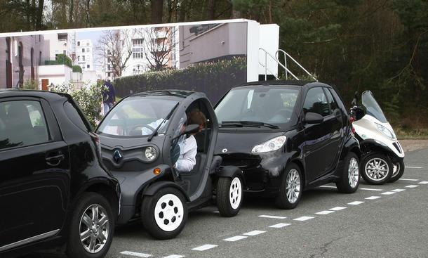 renault twizy elektroauto im fahrbericht bild 5. Black Bedroom Furniture Sets. Home Design Ideas