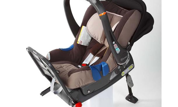 Kindersitz-Test 2011 – Römer Baby Safe Plus