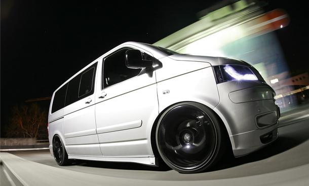 VW T5 Bulli Hawaii MR Car Design