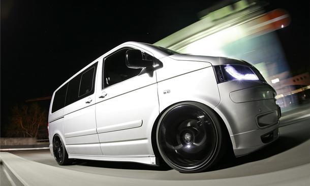 VW T5 Bulli Hawaii MR Car Design